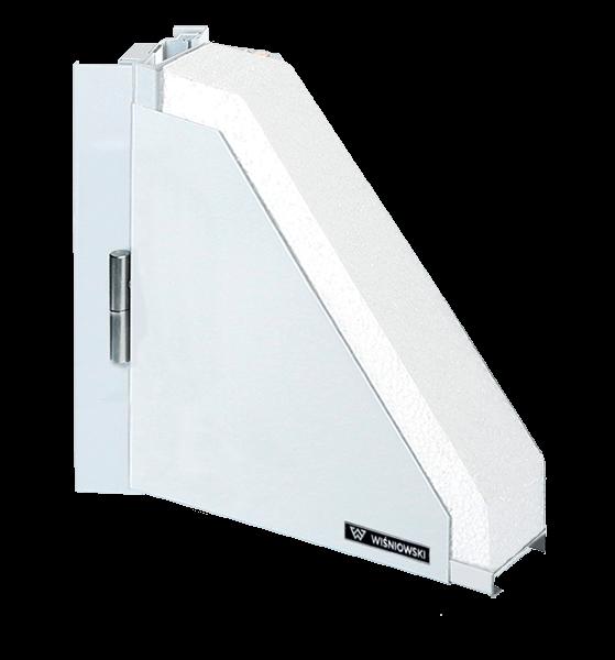 ECO BASIC drzwi plaszczowe zewnetrzne wisniowski 1 - Drzwi stalowe płaszczowe - Wiśniowski