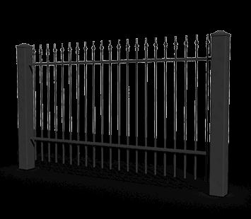 basic aw.10.90 ogrodzenia wisniowski - Kolekcja Basic