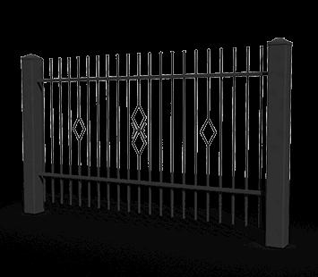 basic aw.10.92 ogrodzenia wisniowski - Kolekcja Basic