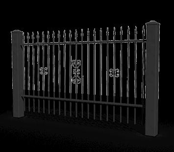 basic aw.10.93 ogrodzenia wisniowski - Kolekcja Basic