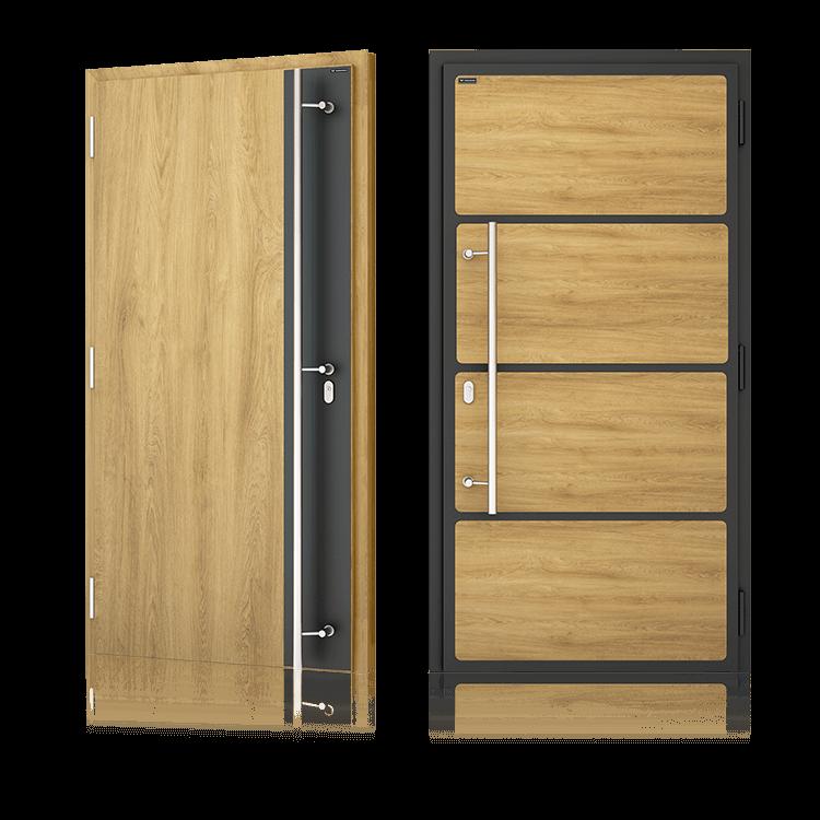 drzwi NOVA wisniowski 1 - WIŚNIOWSKI - Drzwi NOVA; Drzwi DECO; Drzwi CREO.