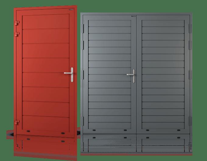 drzwi boczne 1 - Drzwi boczne - Wiśniowski
