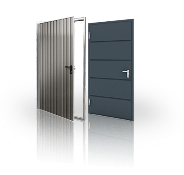 drzwi boczne stalowe - Drzwi boczne - Wiśniowski