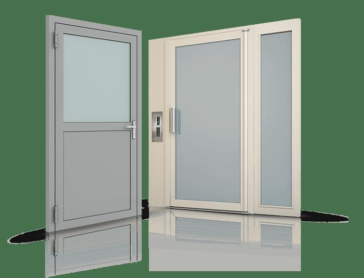 drzwi stalowe profilowe wisniowski 1 - Drzwi stalowe profilowe - Wiśniowski