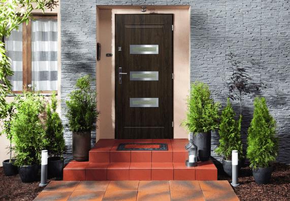 drzwi zewnetrzne big - Drzwi wejściowe do domu