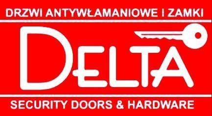 drzwi Delta - Drzwi wejściowe do mieszkania