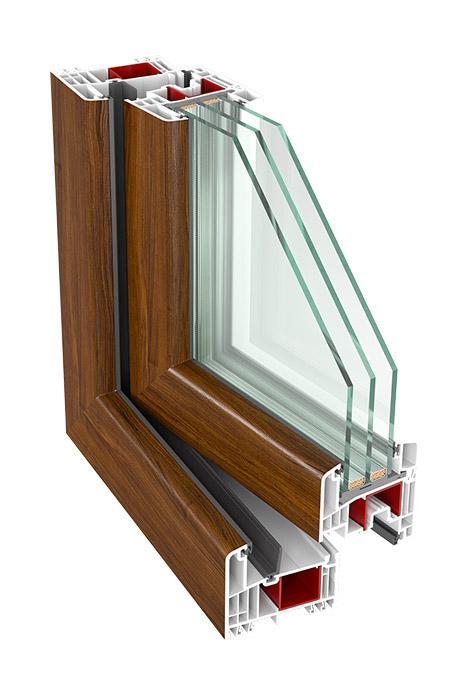 gaelan 9000 okleina - Stollar - okna PVC