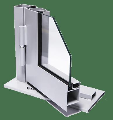 jansen economy drzwi - Drzwi stalowe profilowe - Wiśniowski