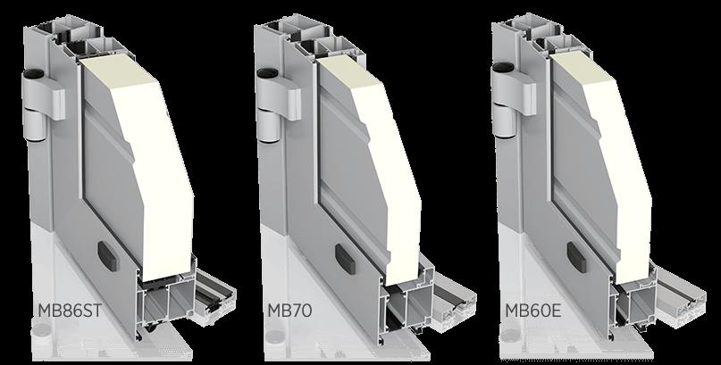 narozniki 86 70 60 - Drzwi boczne - Wiśniowski
