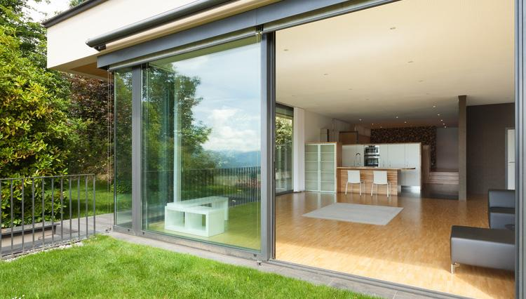okna drzwi tarasowe 1 - Systemy tarasowe - Stollar: Uchylno-przesuwne i podnoszono-przesuwne