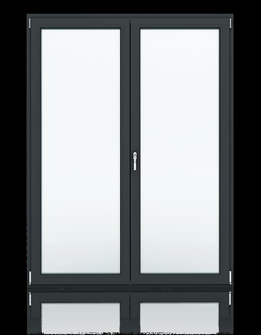okno pvc PRIMO 1 - Okna PVC PRIMO - Wiśniowski