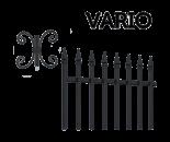 vario - Ogrodzenia