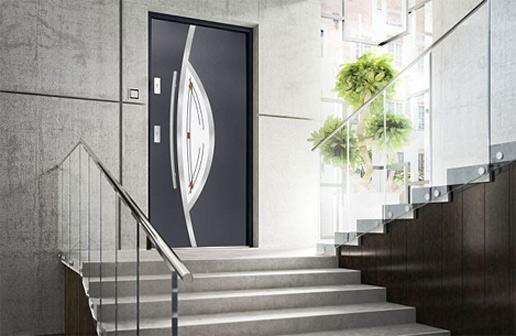 zewnetrzne - Drzwi wejściowe do domu