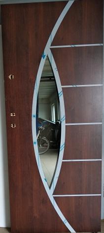 1 18 - Drzwi wejściowe do domu: Gerda TT OPTIMA 60 (Drzwi Prawe)