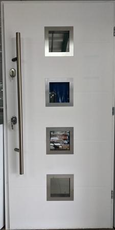 1 3 - Drzwi wejściowe do domu: Gerda GTT MAX (Drzwi Prawe)