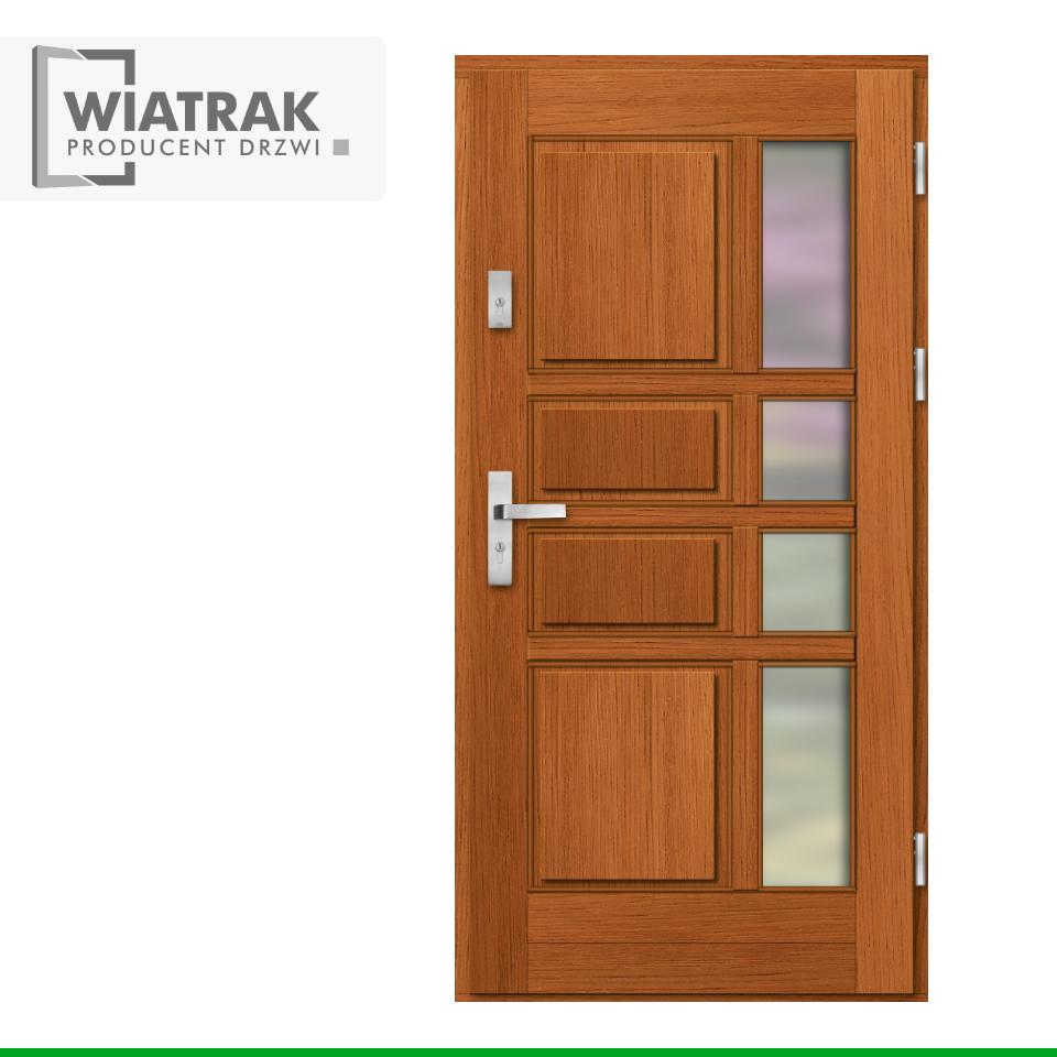 1 - Drzwi Ramiakowe - Wiatrak