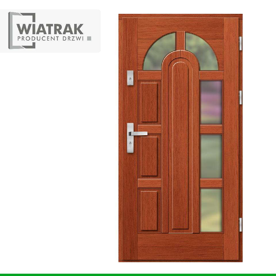 11 - Drzwi Ramiakowe - Wiatrak