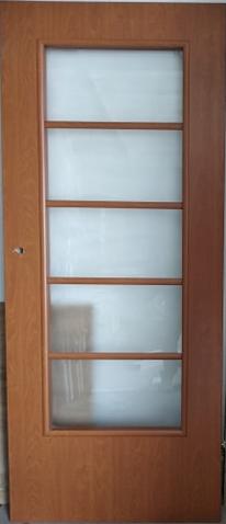 """Drzwi wewnętrzne (Prawe) 80"""" calvados"""