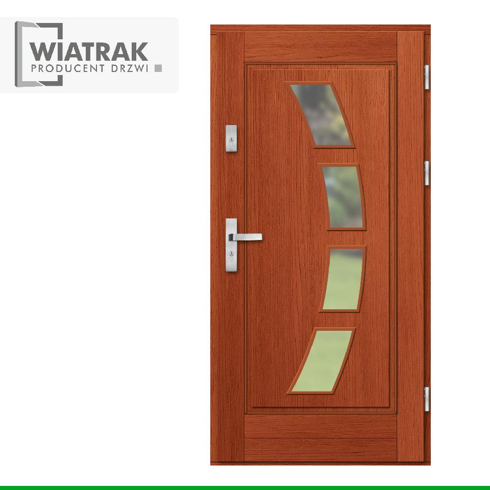 14 - Drzwi Ramiakowe - Wiatrak