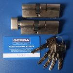 Wkładki Gerda EVO 30/35 + 30/35G