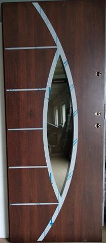 2 11 - Drzwi wejściowe do domu: Gerda TT OPTIMA 60 (Drzwi Prawe)