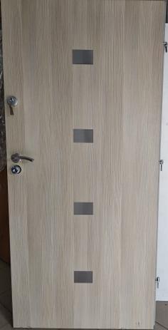 2 12 - Drzwi wejściowe do mieszkania: Gerda S Premium (Drzwi Lewe)