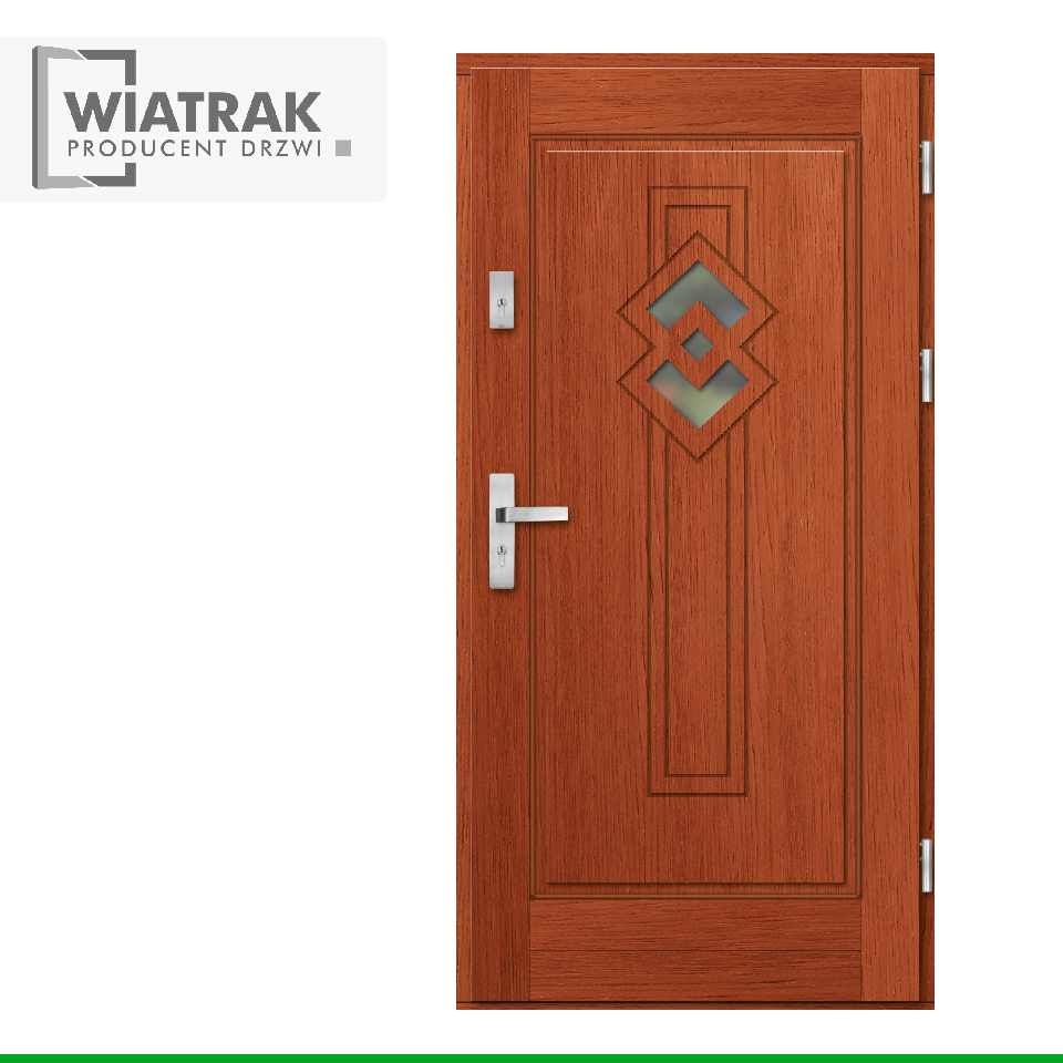 26 - Drzwi Ramiakowe - Wiatrak
