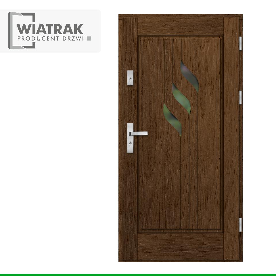 29 - Drzwi Ramiakowe - Wiatrak