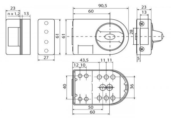 2 c531c014844f scale 650 450 600x415 - Zamek nawierzchniowy Gerda ZG100/ZG200