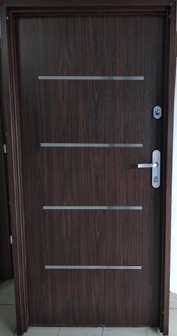 3 13 - Drzwi wejściowe do mieszkania: Gerda WD Premium (Drzwi Prawe)