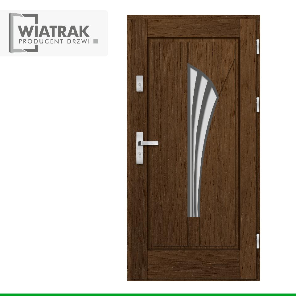 32 - Drzwi Ramiakowe - Wiatrak