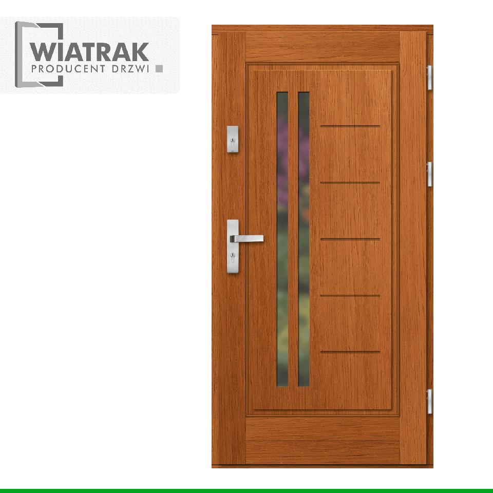 33 - Drzwi Ramiakowe - Wiatrak