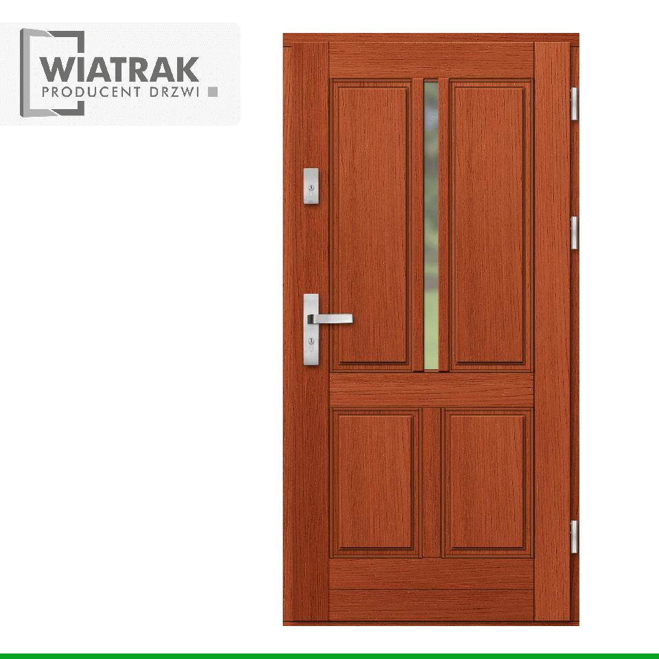 34 - Drzwi Ramiakowe - Wiatrak