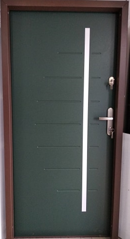 4 1 - Drzwi wejściowe do domu: Gerda WX20 (Drzwi Prawe)