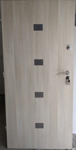 Drzwi wejściowe do mieszkania: Gerda S Premium (Drzwi Lewe)