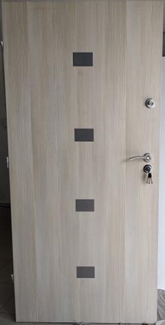 Drzwi wejściowe do mieszkania Gerda S Premium