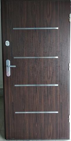 4 14 - Drzwi wejściowe do mieszkania: Gerda WD Premium (Drzwi Prawe)