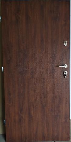 4 20 - Drzwi wejściowe do mieszkania: Gerda WD standard (Drzwi Lewe)