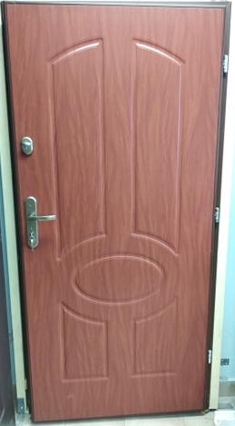 4 21 - Drzwi wejściowe do domu: Gerda WX20 (Drzwi Prawe)