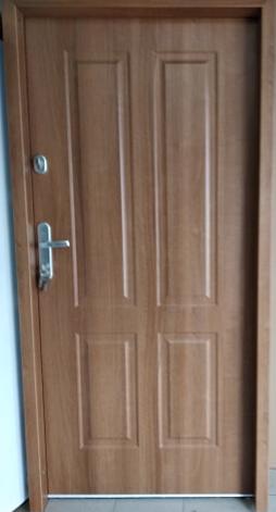 4 6 - Drzwi wejściowe do domu: Gerda WX20 (Drzwi Prawe)