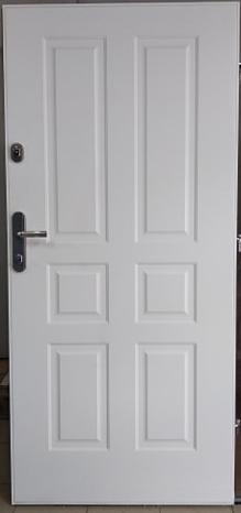 4 9 - Drzwi wejściowe do mieszkania: Gerda CX10 premium (Drzwi Lewe)