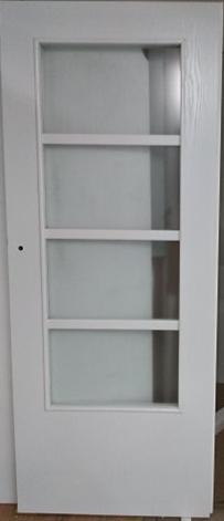 Drzwi wewnętrzne 122