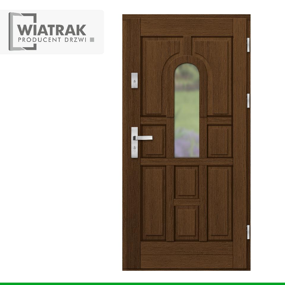 4B - Drzwi Ramiakowe - Wiatrak