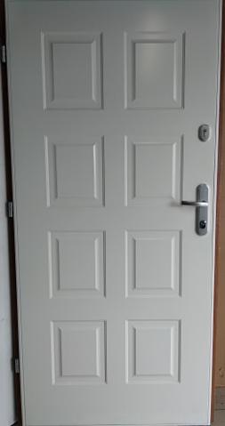 5 4 - Drzwi wejściowe do domu: Gerda WX20 (Drzwi Prawe)