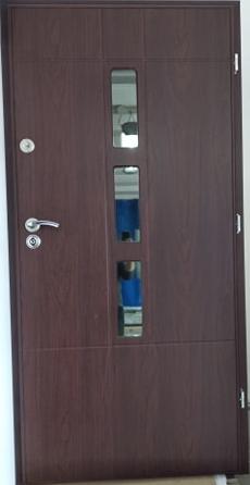 5 5 - Drzwi wejściowe do domu: Gerda GSX (Drzwi Prawe)