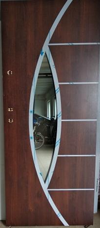 5 8 - Drzwi wejściowe do domu: Gerda TT OPTIMA 60 (Drzwi Prawe)