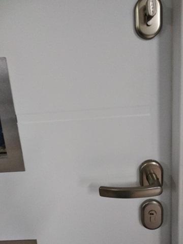 5 - Drzwi wejściowe do domu: Gerda GTT MAX (Drzwi Prawe)