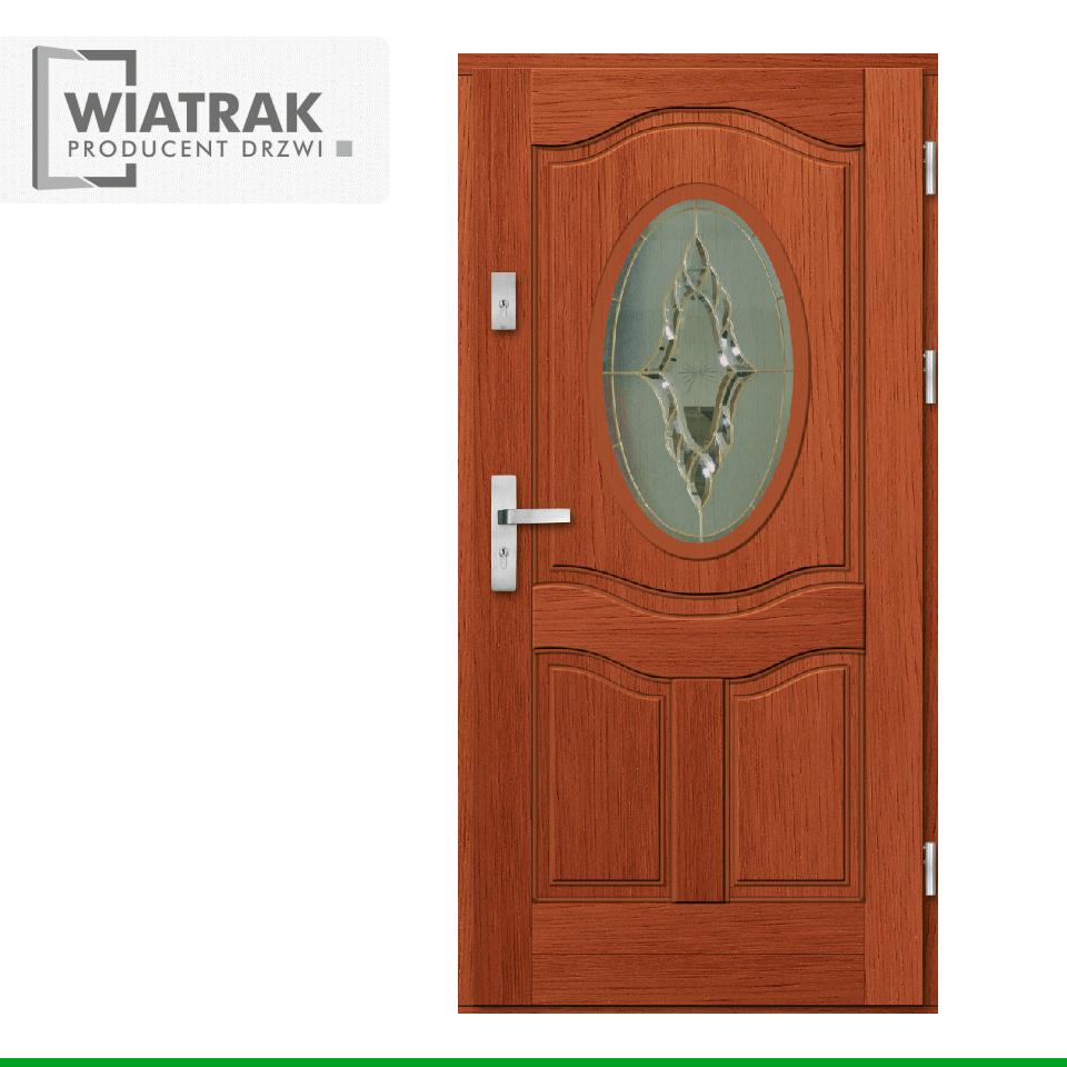 5 - Drzwi Ramiakowe - Wiatrak