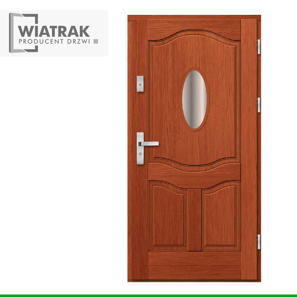 5A - Drzwi Ramiakowe - Wiatrak