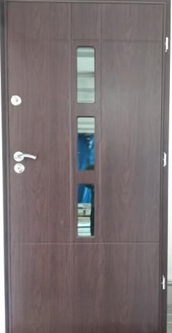 6 1 - Drzwi wejściowe do domu: Gerda GSX (Drzwi Prawe)